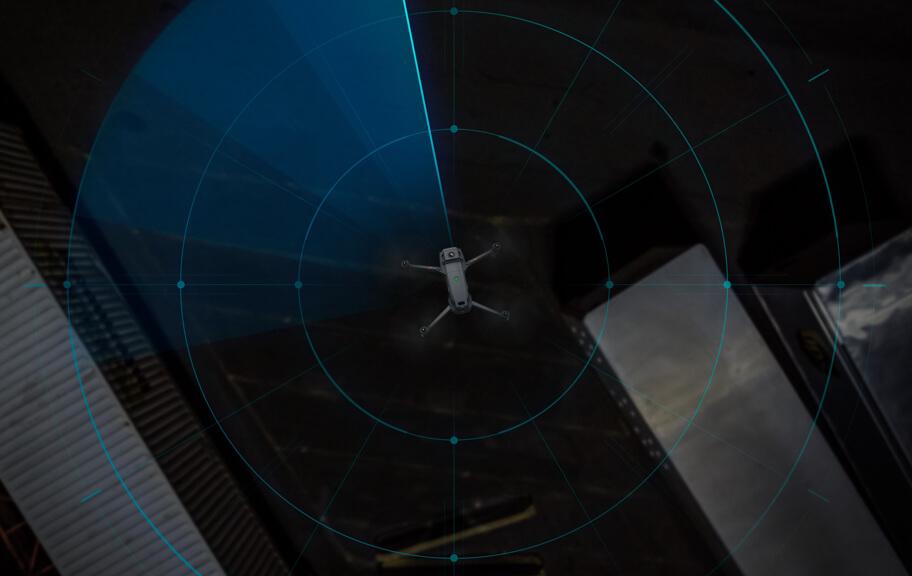 Technologia DJI Air Sense
