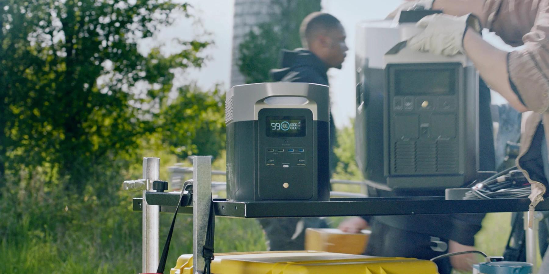 Agregat prądotwórczy Ecoflow Smart Generator