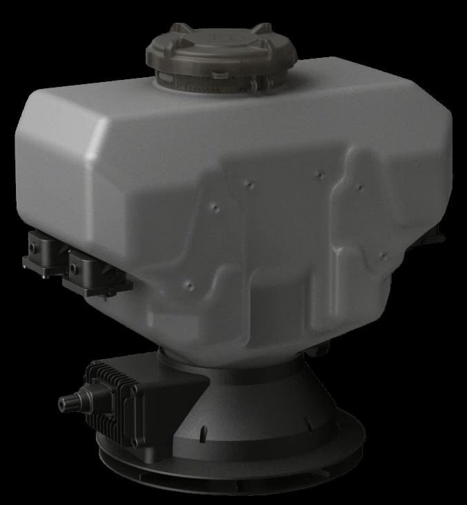 system wysiewu 3.0 z drona agras t30 t10